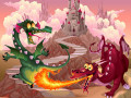 Lojra Fairy Tale Dragons Memory