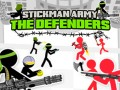 Lojra Stickman Army: The Defenders