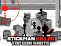 Lojra Stickman Killer Top Gun Shots