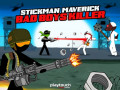 Lojra Stickman Maverick: Bad Boys Killer