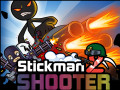 Lojra Stickman Shooter 2